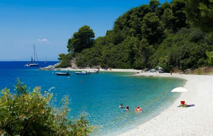 Dreamy Beaches Panormos Skopelos Island