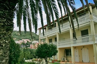 Dina Apartments Consists Of 4 N 3 5 6 And Is Found In The Colorful Village Agios Gordios Only 50m From Fine Sandy Beach