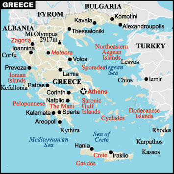 of Greece