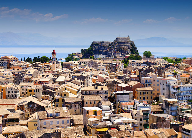Corfu sightseeing attractions Get to know Corfu