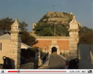 Corfu town Videos Clips